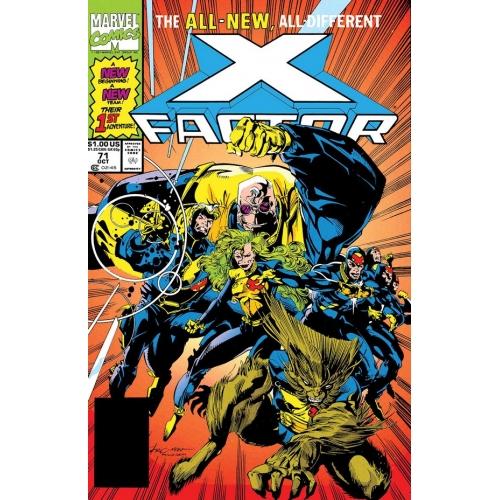 X-Factor Mutant Genesis 1 (VO)