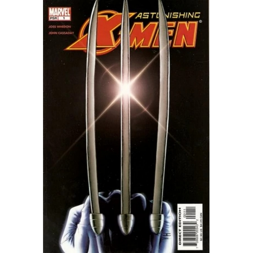 Astonishing X-Men 1 (VO)