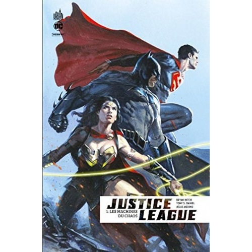Justice League Rebirth Tome 1 (VF)