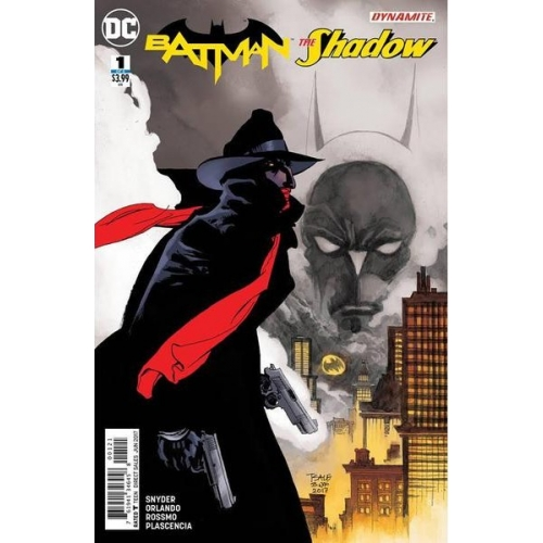 Batman /The Shadow 1 Tim Sale Variant (VO)