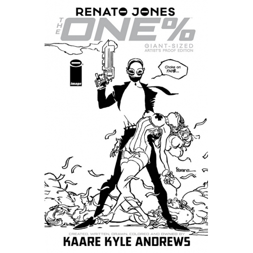 Renato Jones The One % 1 (VO)