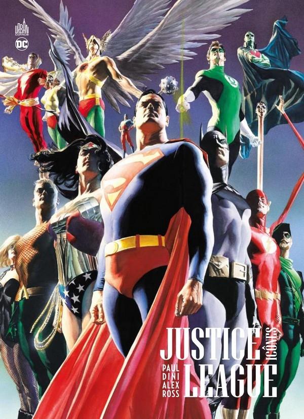 Justice League - Icônes (VF)