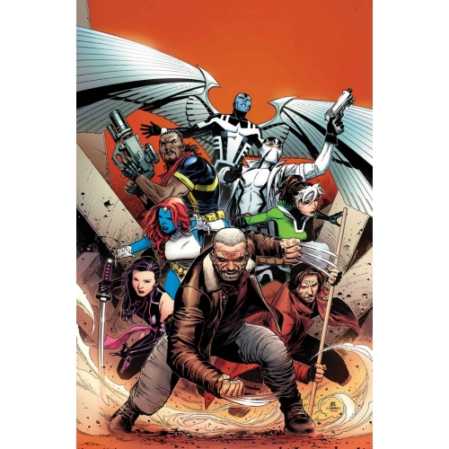 X-Men Gold 2 Granov Variant (VO)