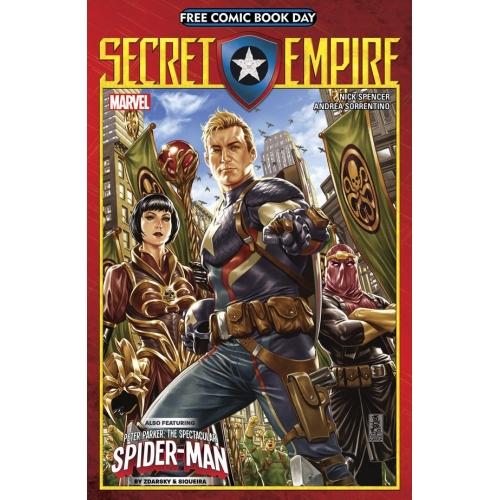 Secret Empire FCBD 2017 (VO)