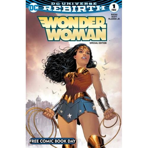 Wonder Woman 1 FCBD 2017 (VO)