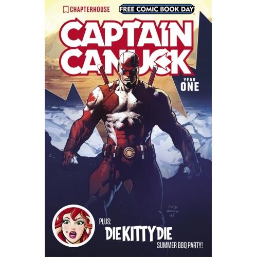 Captain Canuck FCBD 2017 (VO)