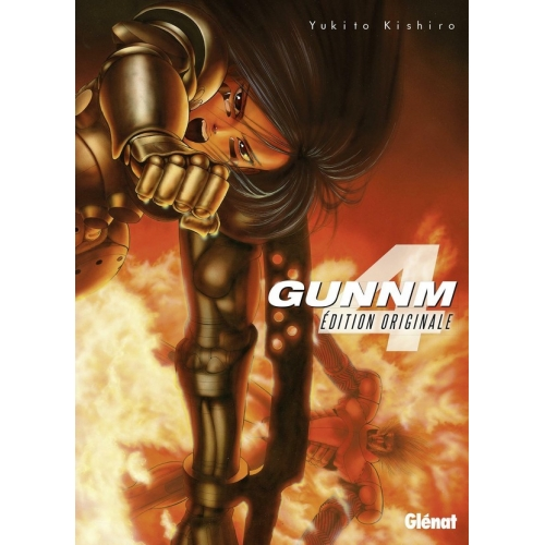 Gunnm Édition Originale Vol. 4 (VF)
