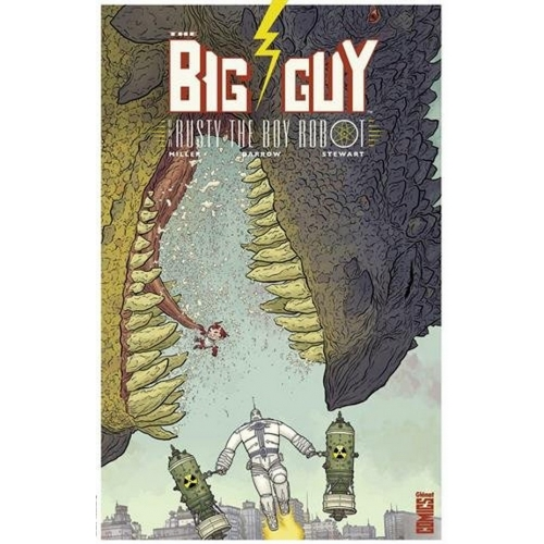 Big guy and Rusty le garçon robot (VF)