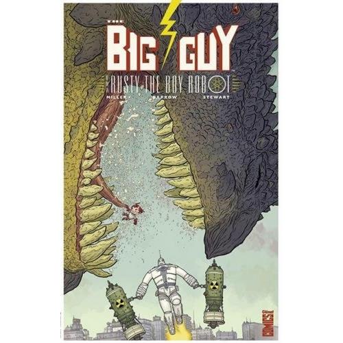 Big guy and Rusty le garçon robot (VF)