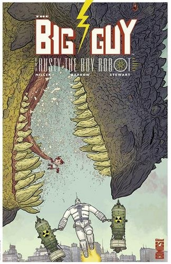 Big guy and Rusty le garçon robot (VF) - ORIGINAL Comics