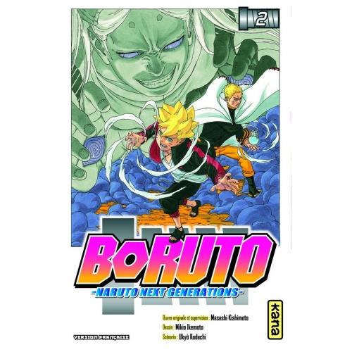 Boruto - Naruto next generations - Tome 2