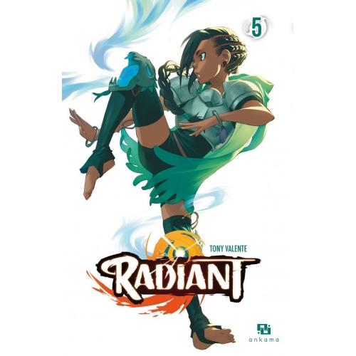 Radiant Tome 5 (VF)