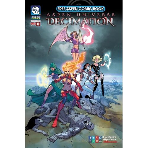 Aspen Universe Decimation 0 (VO)