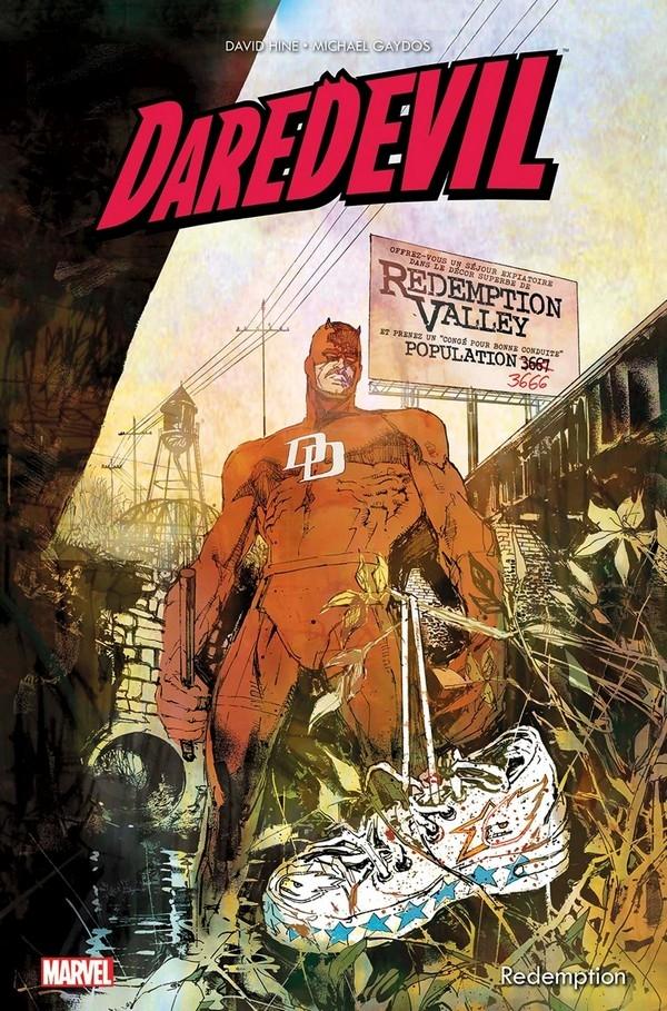 Daredevil Redemption (VF)