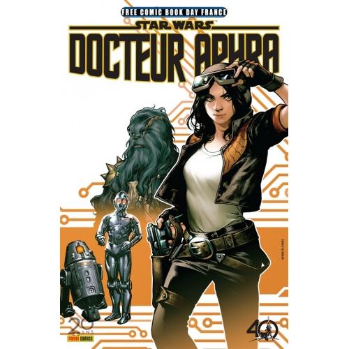 Star Wars Doctor Aphra 1 FCBD 2017 (VF)