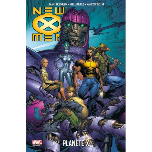 New X-Men Tome 4 (VF)