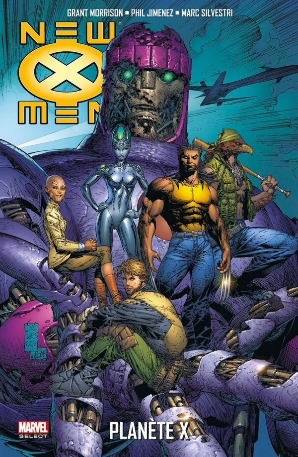 New X-Men Tome 4 (VF)