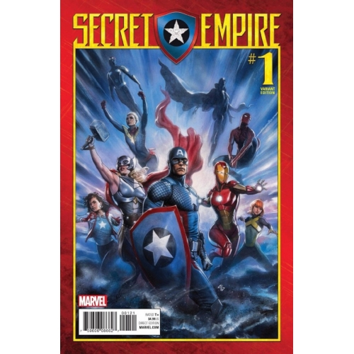 Secret Empire 1 Granov Variant (VO)