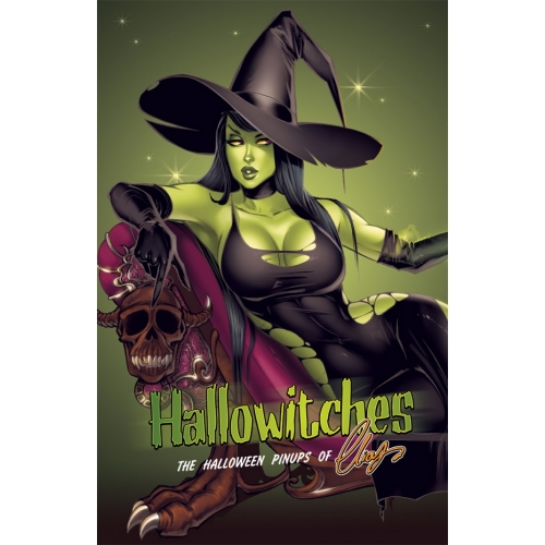 Hallowitches - Elias Chatzoudis Sketchbook (signé)