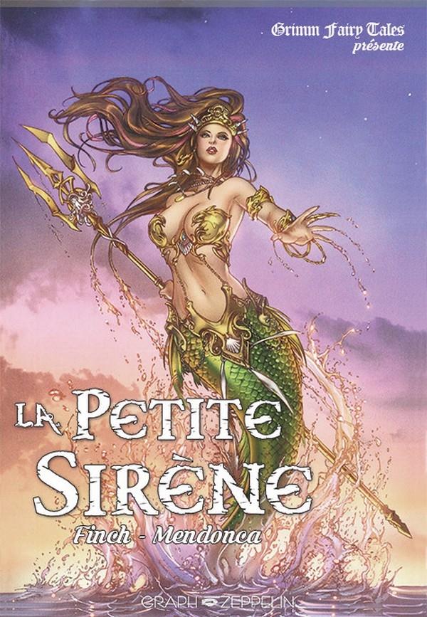 La petite sir ne vf original comics - Image petite sirene ...