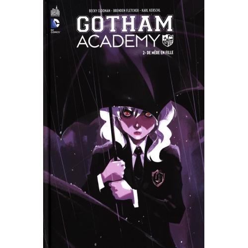 Gotham Academy Tome 2 (VF)