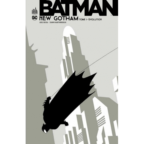 Batman New Gotham Tome 1 (VF)