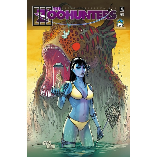 The Zoohunters 4 - Billy Tan Incentive Variant (VO)