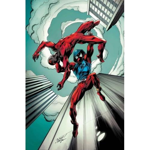 Ben Reilly Scarlet Spider 5 (VO)