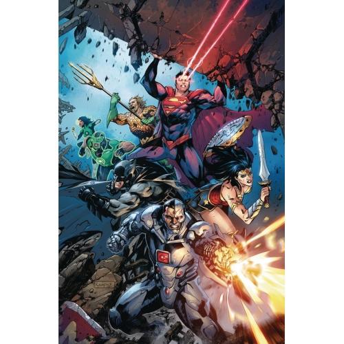 Justice League 24 (VO)