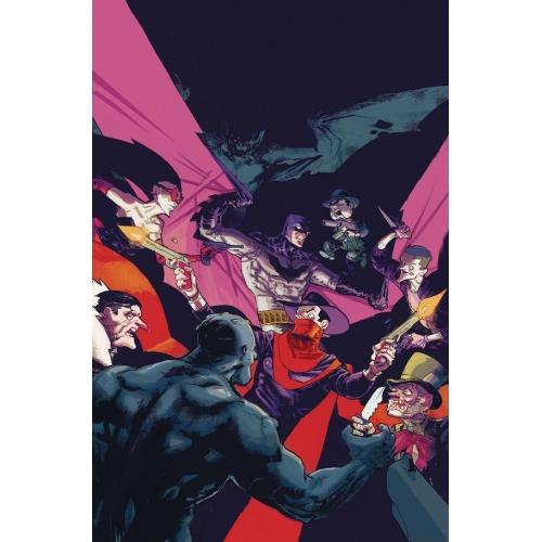 Batman /The Shadow 4 (VO)