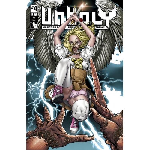 Unholy 4 POV Cover (VO)