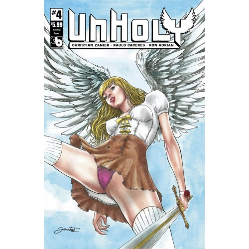 Unholy 4 Stunning Cover (VO)