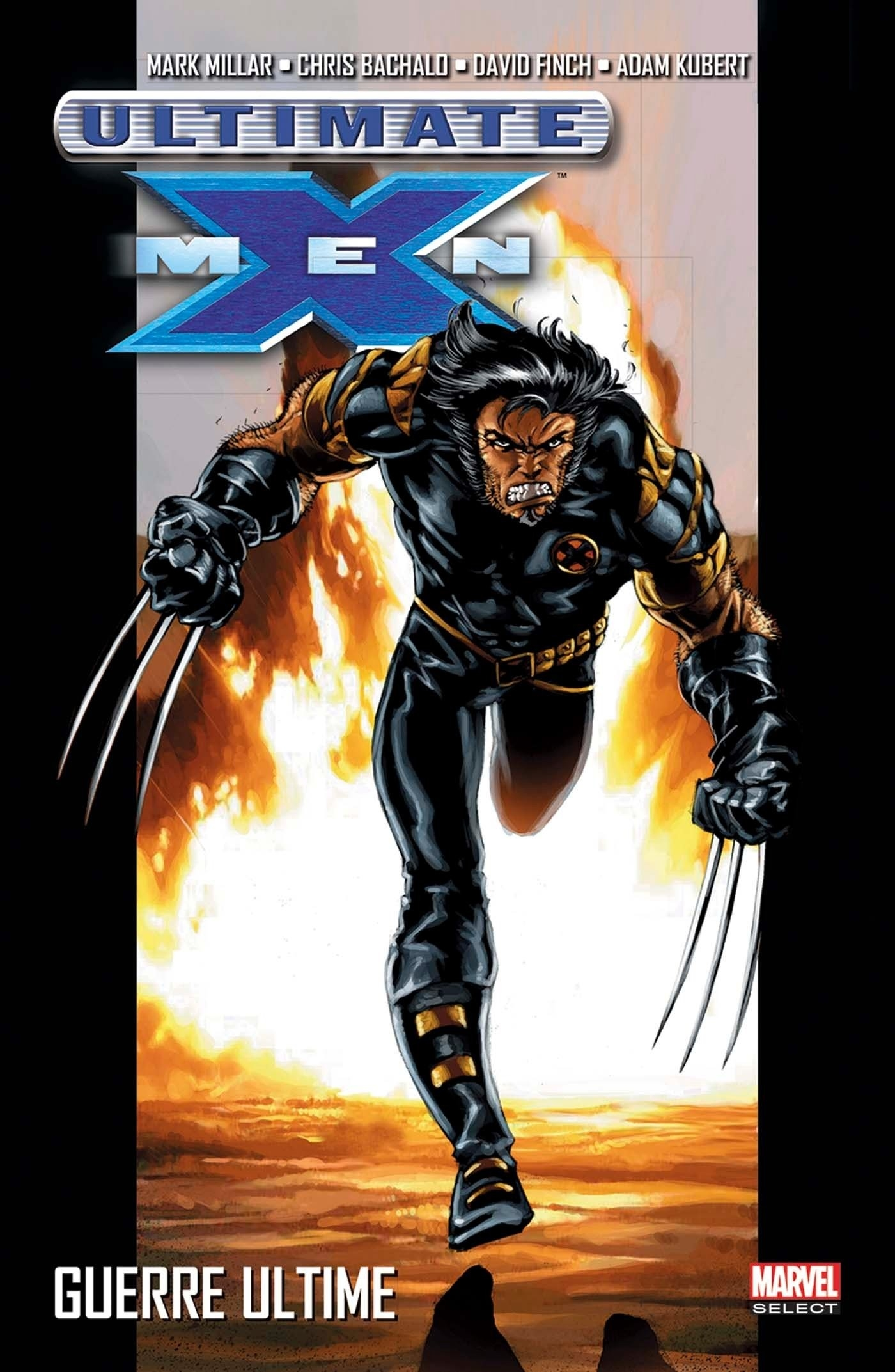 Ultimate X-Men Tome 2 (VF)