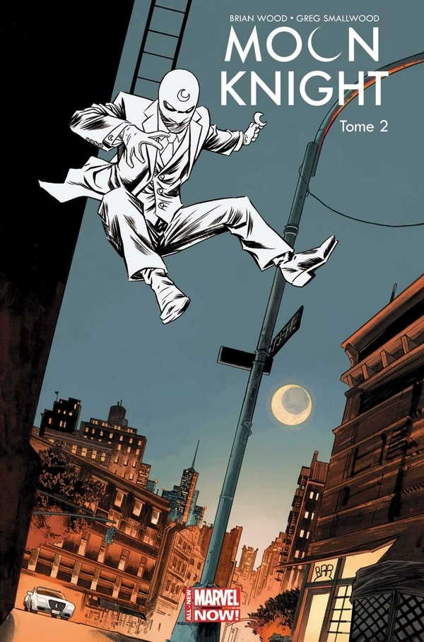 Moon Knight All New Marvel Now Tome 2 (VF)