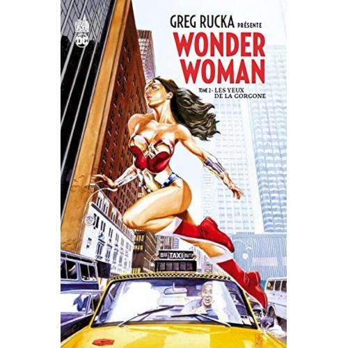 Greg Rucka présente Wonder Woman Tome 2 (VF)