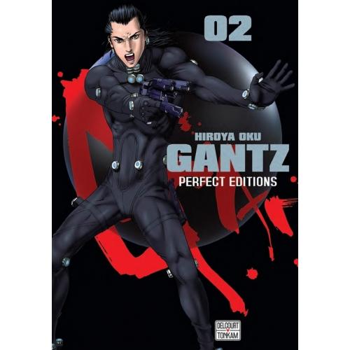 Gantz Perfect Edition Tome 2 (VF)