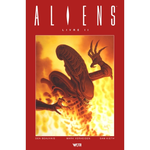 Aliens - Livre Deux - Edition Collector Exclusive - 250 ex (VF)