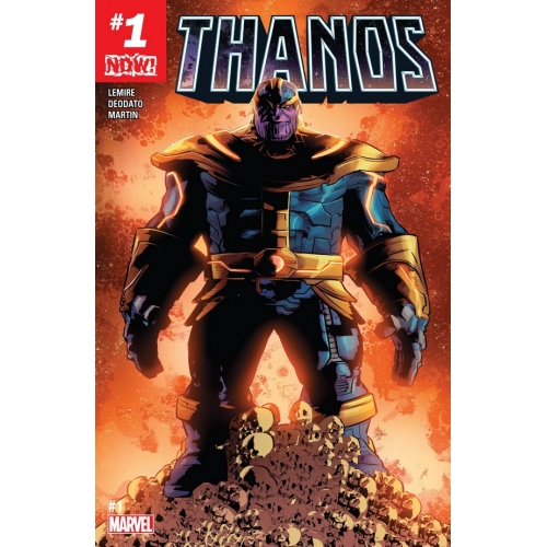 Marvel Universe n°1 (VF)