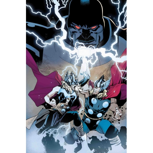 Generations : The Unworthy Thor & The Mighty Thor 1 (VO)
