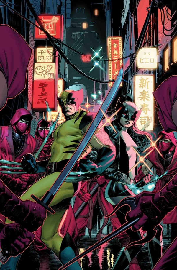 Generations : Wolverine & All New Wolverine 1 (VO)