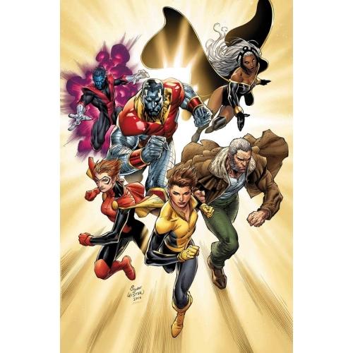X-Men Gold Vol.1 TP (VO)