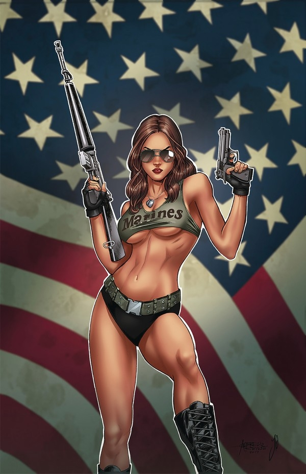 GRIMM FAIRY TALE 2017 ARMED FORCES APPRECIATION (A) (VO)