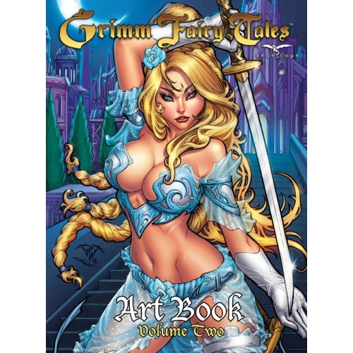 Grimm Fairytales Artbook Vol. 2 HC