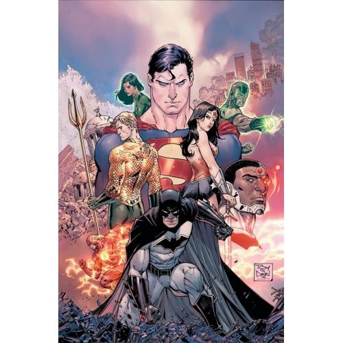 Justice League Rebirth n°2 (VF)