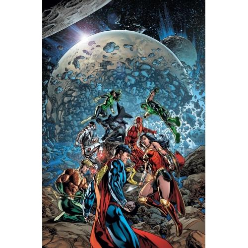 Justice League Rebirth n°3 (VF)