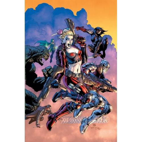 Suicide Squad Rebirth n°2 (VF)