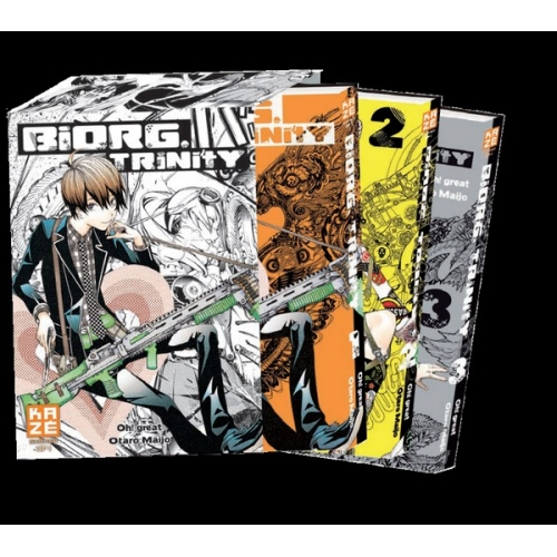 Biorg Trinity - Starter Pack T1 à T3 (VF)