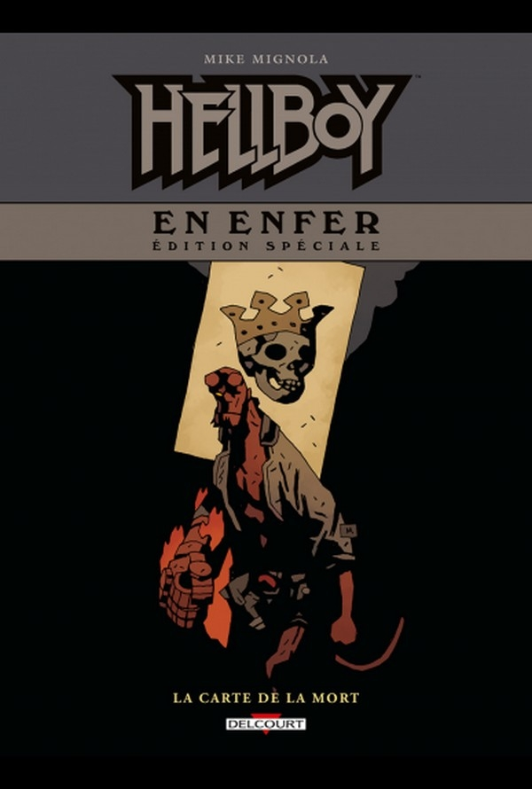 Hellboy en Enfer Tome 2 Edition Spéciale N&B (VF)