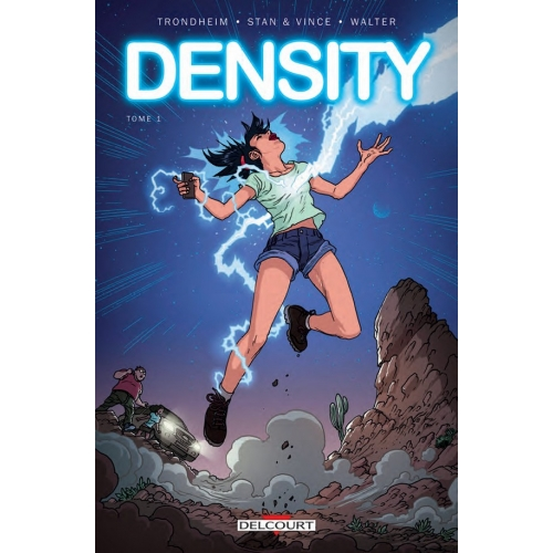 Density Tome 1 (VF)