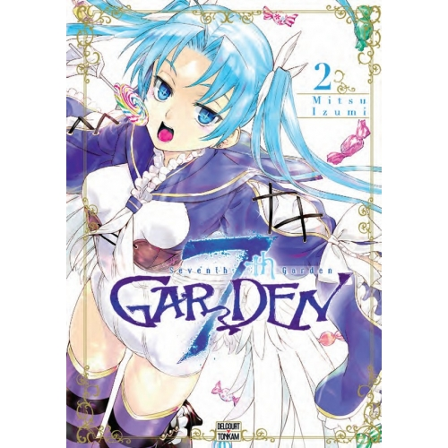 7th Garden Tome 2 (VF)